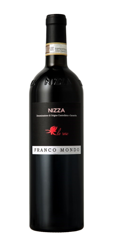 Franco Mondo le Rose Barbera d´Asti Superiore Nizza DOCG 2015 (art.7726801)